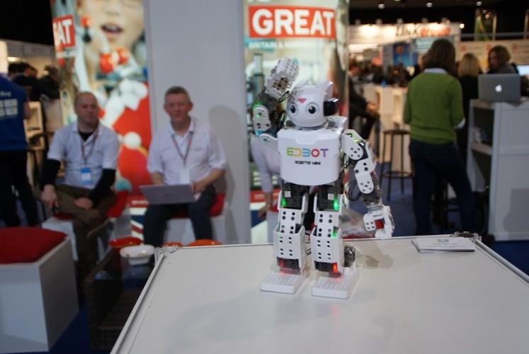 Korišćenje robota u nastavi IKT bliže je nego što nam se na prvi pogled čini.